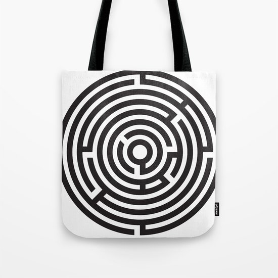 Into this house we're born Tote Bag