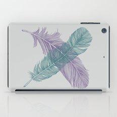 X Feathers iPad Case