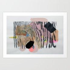 Ze Art Print