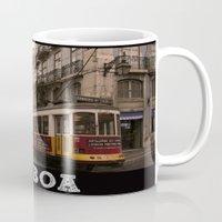 LISBOA STREETCAR Mug