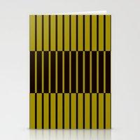 Quagga Zebras Play Piano… Stationery Cards