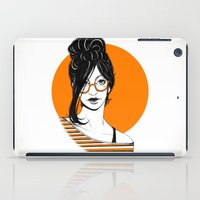GIRL 01 iPad Case