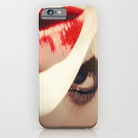 iPhone & iPod Case featuring Interférence  by Elsa Harley