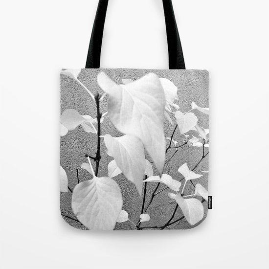 Light leaves Tote Bag