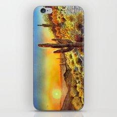 Arizona's Sunset iPhone & iPod Skin