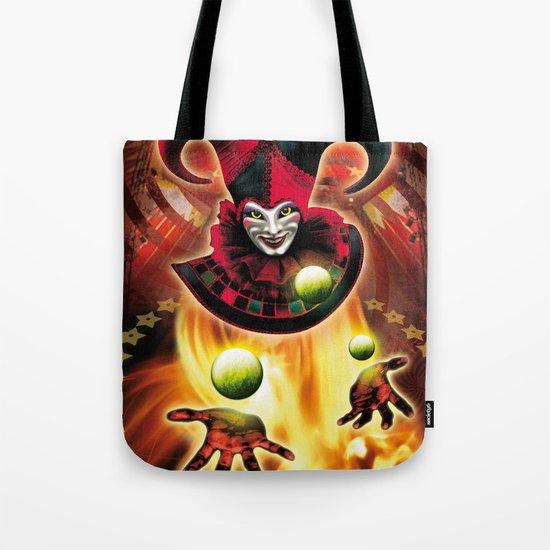 Poster Cirkus Tote Bag