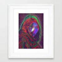 afegani Framed Art Print