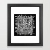 Place Framed Art Print