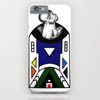 iPhone & iPod Case featuring NDEBELE by RafaelMC