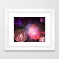 The Reactor Is Critical Framed Art Print