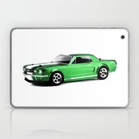 Ford Mustang Coupe (1966… Laptop & iPad Skin