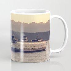 Puget Sound Ferry Mug