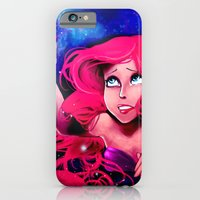 iPhone & iPod Case featuring Wish I could be by Peach Momoko