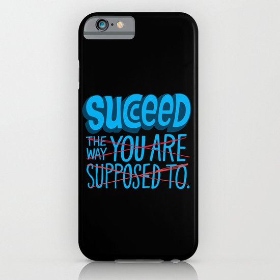 Succeed.  iPhone & iPod Case