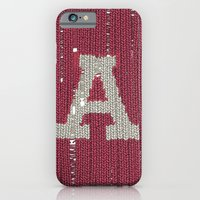 Winter clothes II. Letter A iPhone 6 Slim Case