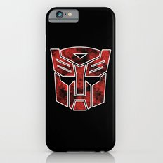 Autobots in flames - Transformers iPhone 6s Slim Case