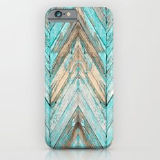 Wood Texture 1 Slim Case iPhone 6s