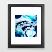 Onoxia  Framed Art Print