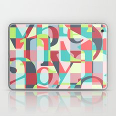 Colorful Language  Laptop & iPad Skin
