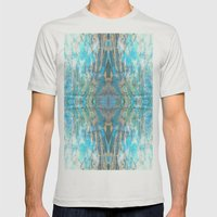 FX#2 - Tranquility Mens Fitted Tee Silver SMALL
