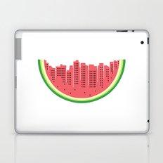 Watermelon city Laptop & iPad Skin
