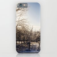 Frozen Countryside iPhone 6 Slim Case