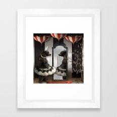 Midnight Reverie Framed Art Print