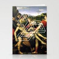 Raphael Tri Stationery Cards