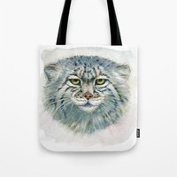 Pallas's Cat 862 Tote Bag