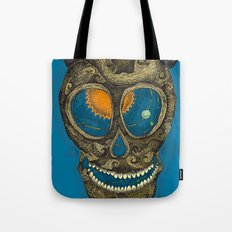 the pendulum Tote Bag