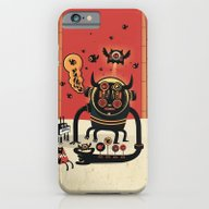 Insect Catcher iPhone 6 Slim Case