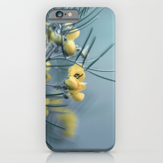 the air near my fingers iPhone & iPod Case