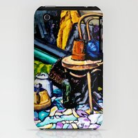 iPhone 3Gs & iPhone 3G Cases featuring Still life 6  by Waterbaby