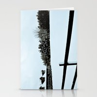 Touched By Snow Stationery Cards
