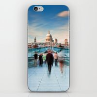 On The Bridge iPhone & iPod Skin