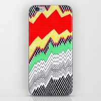 Isometric Harlequin #1 iPhone & iPod Skin