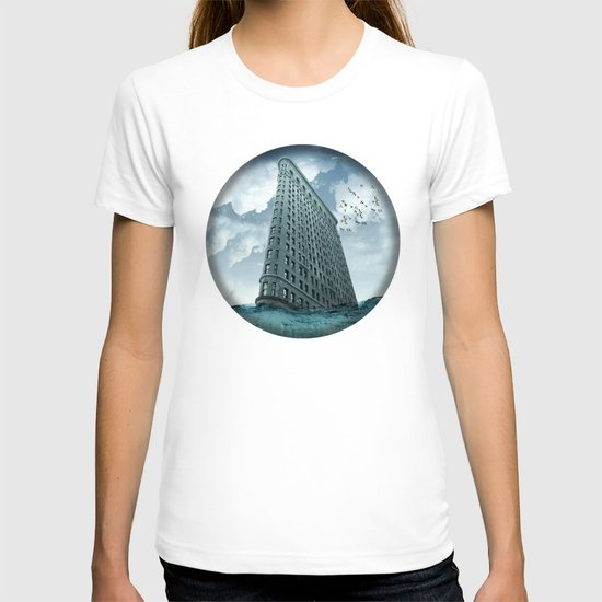 below the water line T-shirt