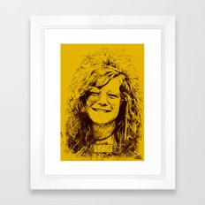 27 Club - Joplin Framed Art Print