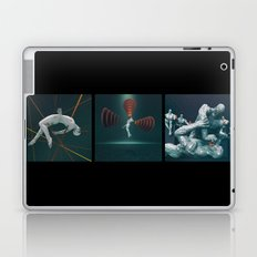 Humans In The Information Age Laptop & iPad Skin