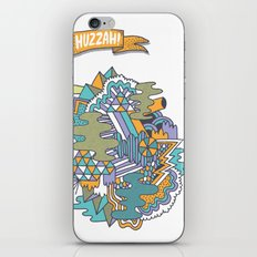 Huzzah! iPhone & iPod Skin