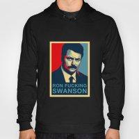 Ron F***ing Swanson Hoody
