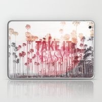Take It Easy. Laptop & iPad Skin