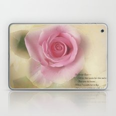 Go Lovely Rose Laptop & iPad Skin