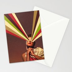 Rayguns Stationery Cards