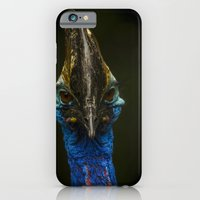 The Cassowary iPhone 6 Slim Case