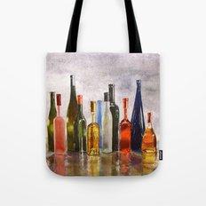 Bottles, oh Bottles! Tote Bag