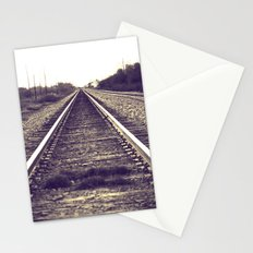 You can only move forward from here. Stationery Cards