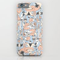 iPhone & iPod Case featuring Flip by Lutfi Zayed