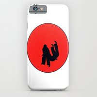 iPhone & iPod Case featuring Art Of Judo Print by  Gordon Lavender