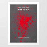 No067 My Pulp Fiction Mi… Art Print